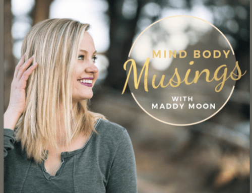 Messages from the Cervix> Londin on Mind Body Musings Podcast